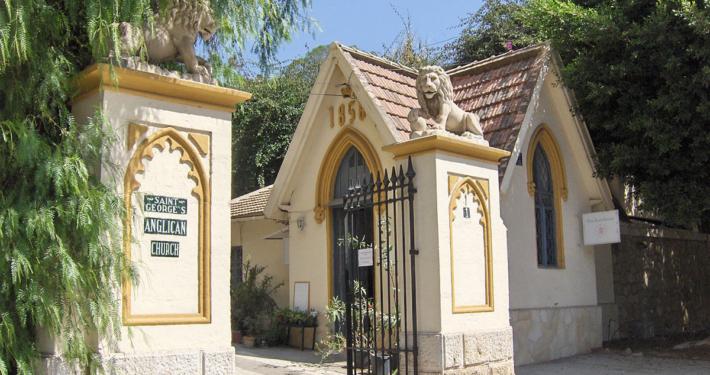 La resurrección del Cementerio Inglés